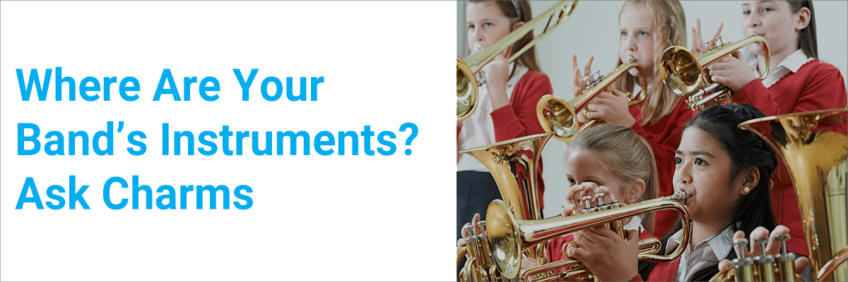 Where Are Your Band's Instruments?